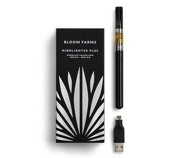 Bloom Farms Highlighter Plus Vape Pen Set With 500mg Ultra