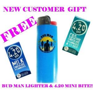 Free marijuana gift