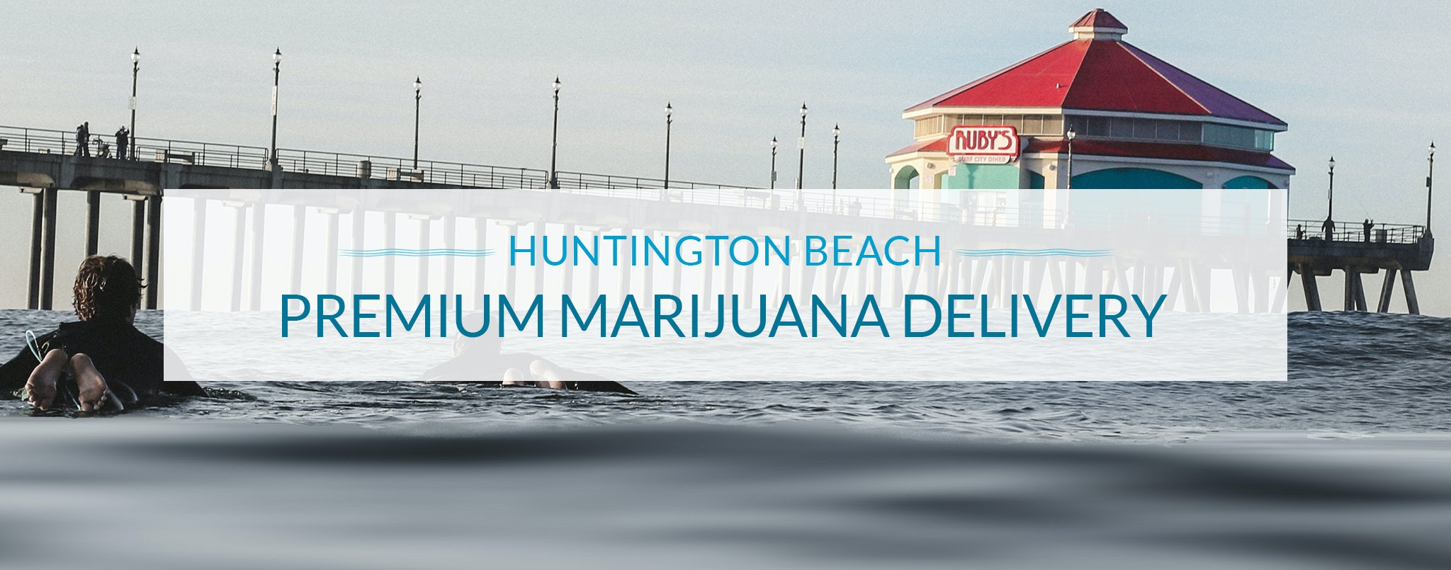 weed delivery Huntington Beach